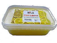 Парафин ароматизированный Nila лимон , 400 гр