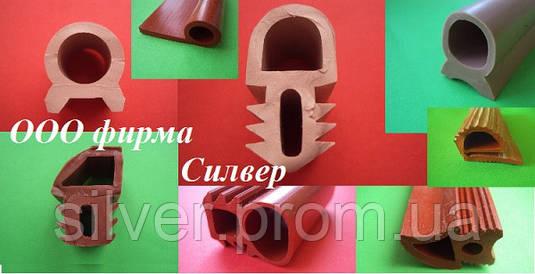 Изготовление профилей и шнуров из силикона