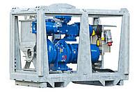 Самовсасывающие насосы с вакуумной системой для осушительных работ и откачки сточных вод