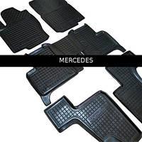 Коврики в салон Avto Gumm 11529 для Mercedes GL-class X166 (7мест) (GLS c 2014)