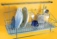Настенная сушка для посуды как способ экономии места