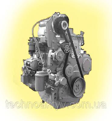 Двигатель     Liebherr D 836 (D 846, D 846 TI)