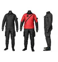 Сухой триламинатный костюм Bare HDC Expedition Tech Dry, красный, мужской