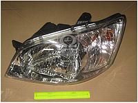 Фара левая Hyundai Getz 02-05 (дорестайл) электрическая