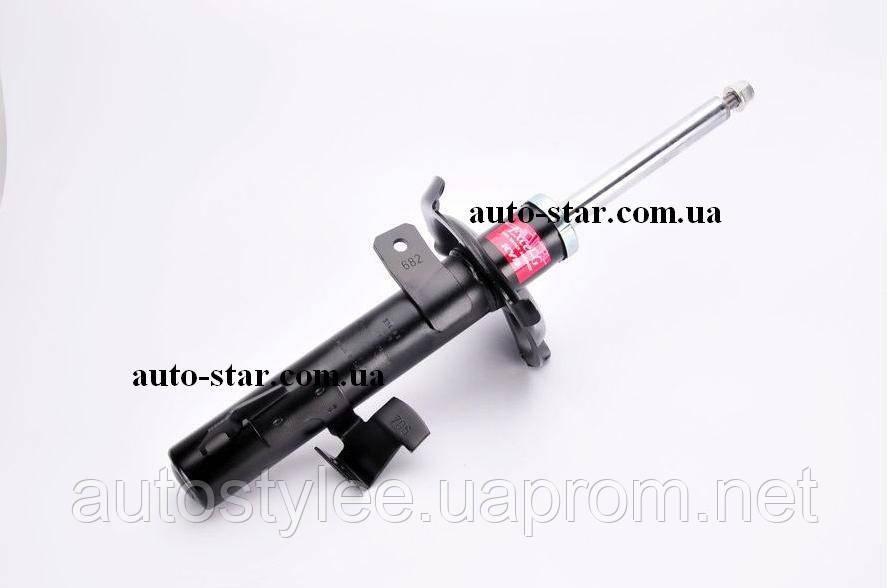 Амортизатор передний левый, газовый на Mazda 3 (BK) (пр-во KYB 334701)