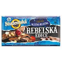 Шоколад Studentska REBELSKA EDICE 180 g.