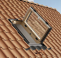 Выход на крышу VELUX 66*118 см, для тёплых помещений