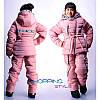 Зимняя куртка и штаны для девочки, фото 3