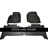 Коврики в салон Avto Gumm 11308 для Toyota  Land Cruiser 100 1998-2007