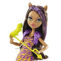 Кукла Monster High Dance The Fright Away Clawdeen Wolf Кладин Вульф Танцы
