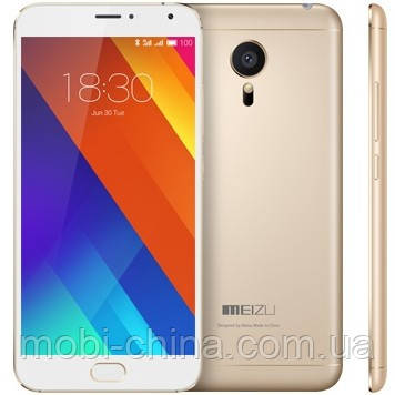 Смартфон MEIZU MX5 Octa core 3+16GB Gold