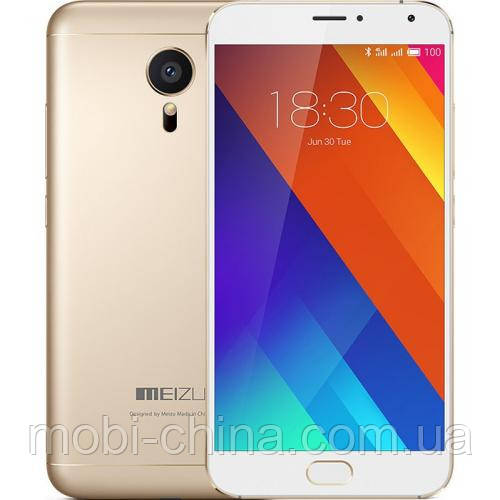 Смартфон MEIZU MX5 Octa core 3 32 GB Gold
