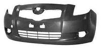 Бампер передний для Toyota Yaris 06-11 хечбек, производства FPS