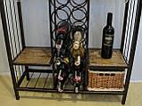 Комод-бар для вина и аксессуаров - 104-4, фото 3