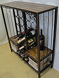Комод-бар для вина и аксессуаров - 104-4, фото 2