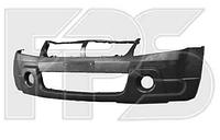 Бампер передний с отверстием под противотуманную фару для Suzuki Grand Vitara 06-, производства FPS