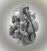 Двигатель Liebherr D 836, D 846, D 846 TI