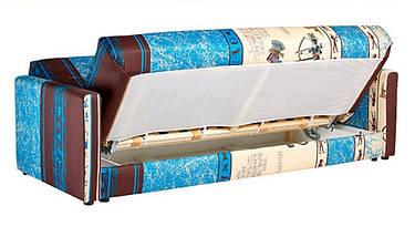 Диван Ньюс с подлокотниками 130х190, фото 2