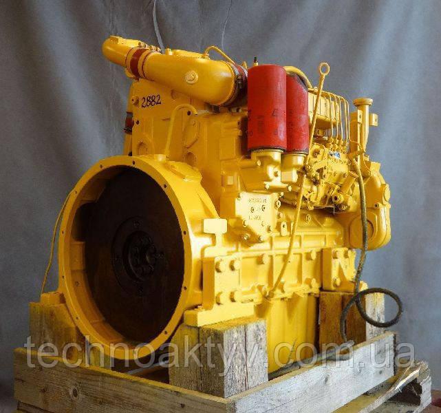 Двигатель     Liebherr D 904, D 904 NA, D 904 TB, D 914, D 914 T, D 914 TI