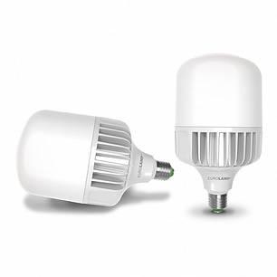 LED Лампа высокомощная 50W E40 6500K, EUROLAMP, фото 2
