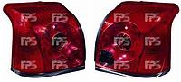 Фонарь задний левый для Toyota Avensis 03-06, производства DEPO