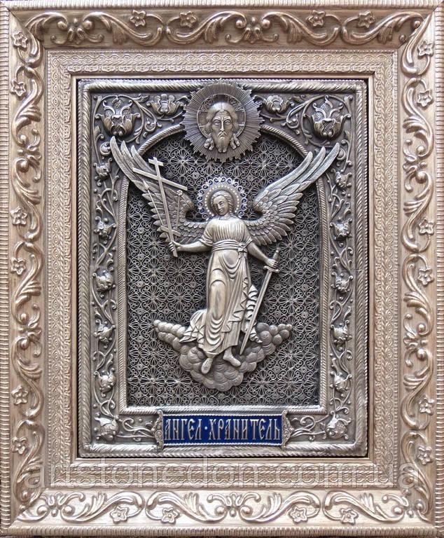 Икона Ангел Хранитель небольшая
