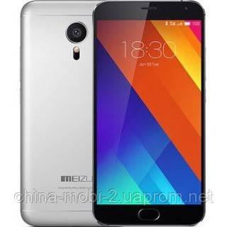 Смартфон MEIZU MX5 Octa core 3 32GB Silver-black, фото 2