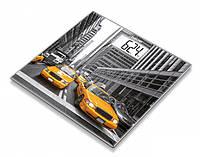 Весы Beurer GS203 (стекло) New York