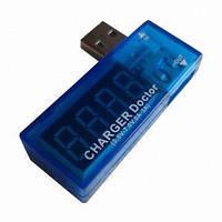 Тестер вольтметр - амперметр USB