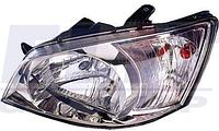 Фара левая для Hyundai Getz 02-05, производства DEPO