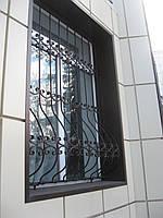 Решетка на окна кованая