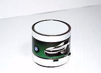 Портативная колонка с подсветкой S70/HLD600 Bluetooth (Ferrari, Mercedes, Audi)