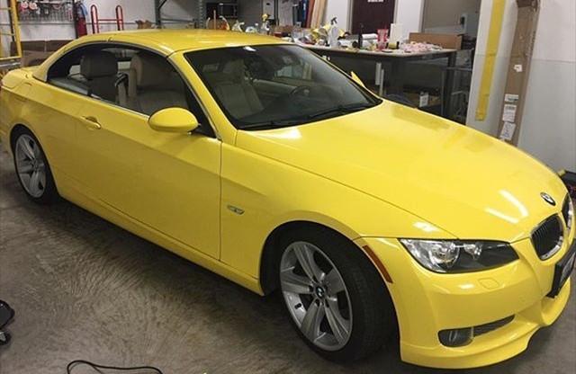 Oracal 970 Crocus Yellow Gloss  201