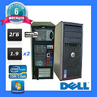 Компьютер для офиса DELL OPTIPLEX 745