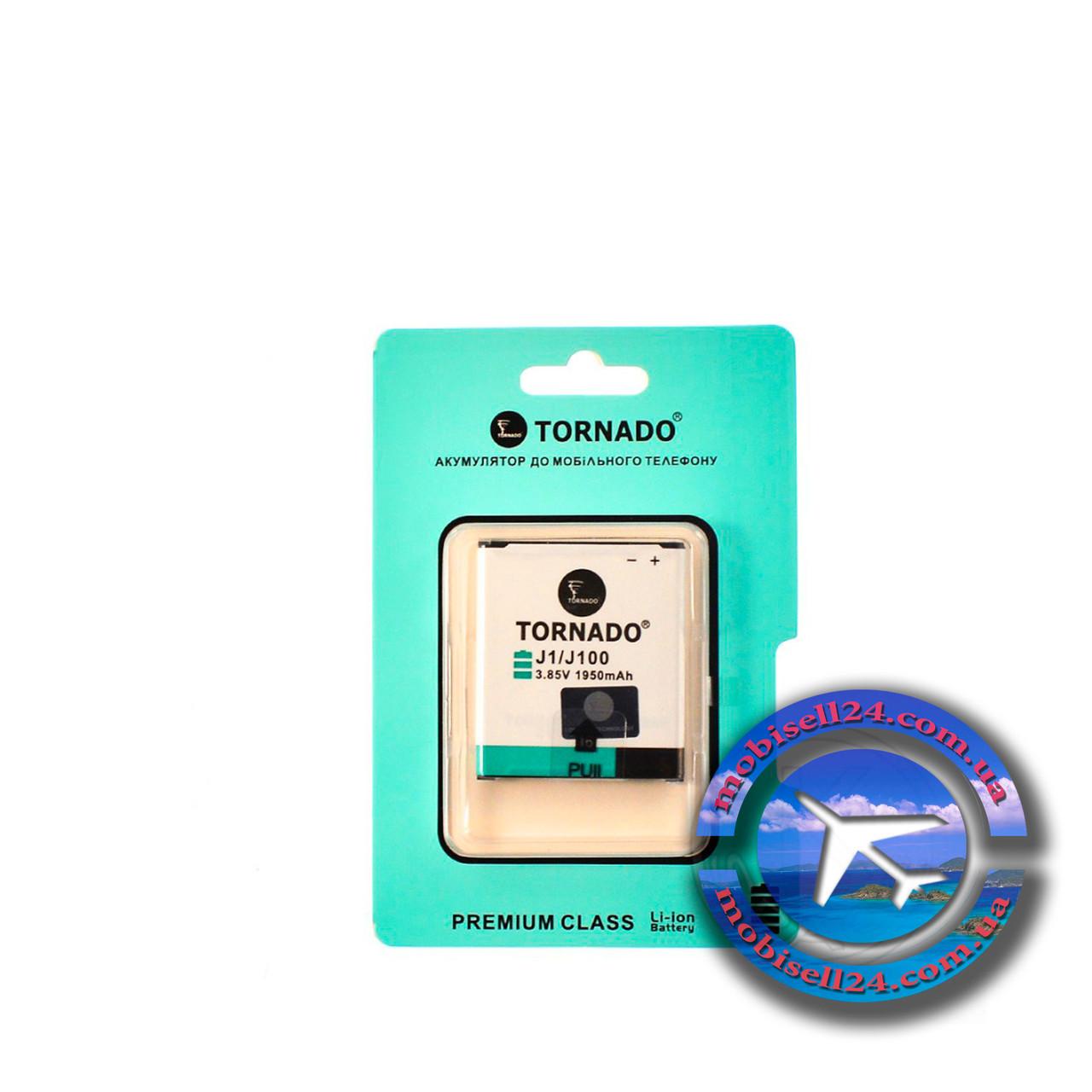 "АКБ Аккумулятор ""Tornado"" для Samsung J1 J100 (EB-BJ100CBE)"