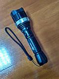 Фонарик LEMANSO 1 LED 180LM CREE чёрный / LMF25, фото 3