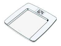 Весы Beurer GS490 (стекло) white