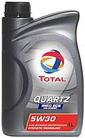 Моторное масло Total Quartz Ineo ECS 5W-30,1л