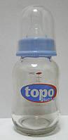GT160 Стеклянная бутылка для кормления с узким горлышком 120 мл