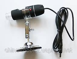 Цифровой USB микроскоп Digital Microscope U500X (20x-500x), фото 2