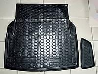 Коврик багажника резиновый для Mercedes-Benz E-class (W212)  2009-15 г. Avto-gumm (Автогум)