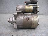 Стартер 63221834 б/у 1.1i на Fiat Uno, Lancia Y10 год 1989-1995, фото 4