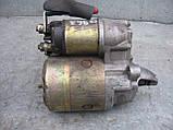 Стартер 63221834 б/у 1.1i на Fiat Uno, Lancia Y10 год 1989-1995, фото 5