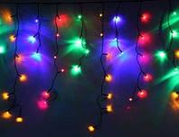 Уличная гирлянда Бахрома 512 LED (3 м. ширина 0.65 см.)