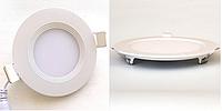 Точечный светодиодный светильник Down Light Plastic 6W