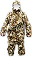 Маскировочный костюм сетка,сухой камыш р. 58-60.