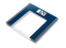 Весы напольные Beurer GS170 saphire стеклянные