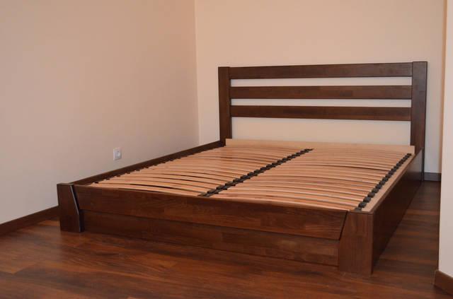 Общий вид кровати Селена в цвете 108 - Кашан (Щит)