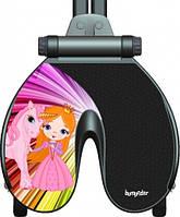 Bumprider принцесса - подставка к коляске для второго ребенка, черный цвет