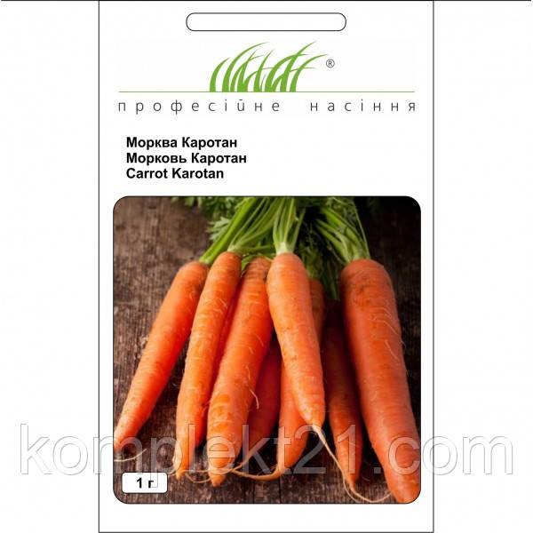 Семена Моркови Каротан (250 г) Rijk Zvaan